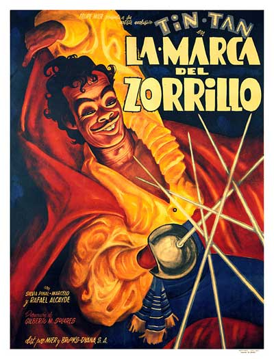 La Marca del Zorrillo