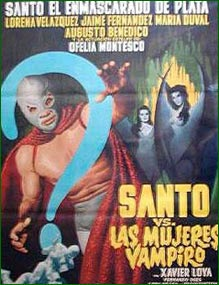 Santo mujeres vampiro